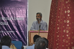 SENSITIZATION PROGRAM FOR CUSTOMS OFFICERS AT Trichy